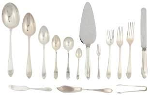 Tiffany & Co. Sterling Silver Flatware Set