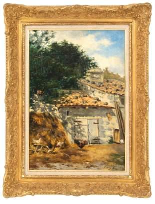 G. Fournier (French, 19th Century)