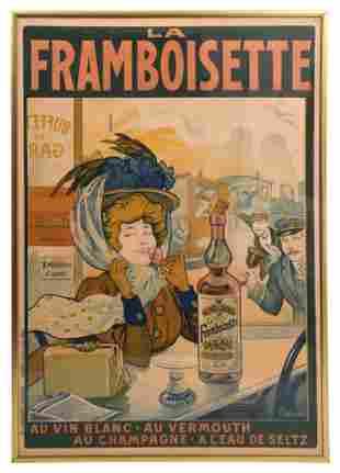 "Tamagno (French, 1871-1930), ""La Framboisette"""