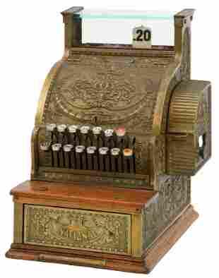 National Cash Register, Model No. 317