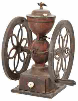 Enterprise Mfg. Co. Cast Iron Coffee Grinder