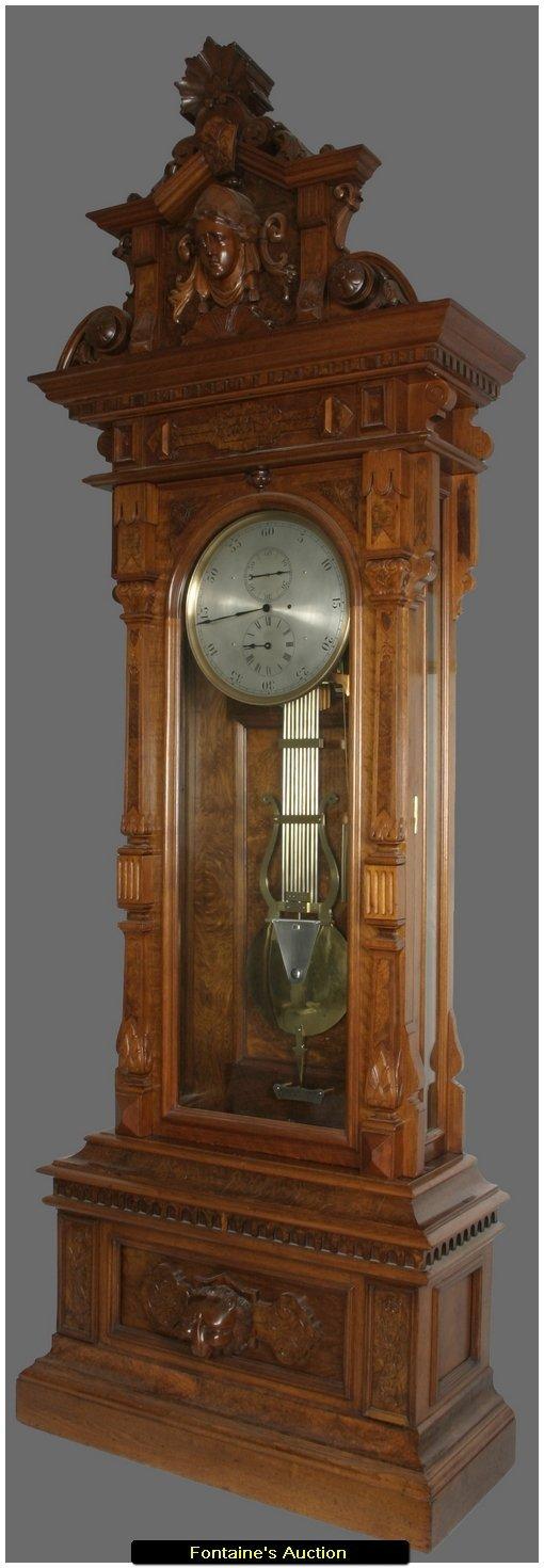 56: Monumental George Jones Astronomical Regulator