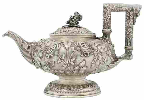 S. Kirk & Son Co. Sterling Silver Teapot