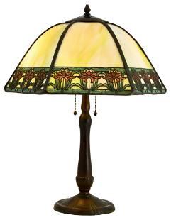 Handel Overlay Table Lamp