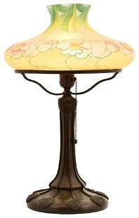 "Handel ""Tam O'Shanter"" Table Lamp"