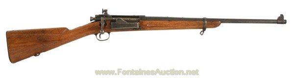 4: Model 1894 Krag Carbine-Sporterized