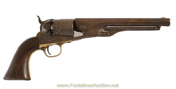 6: Colt Model 1860 Army Revolver