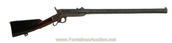 24: SHARPS & HANKINS MODEL 1859 CIVIL WAR CARBINE