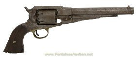 27: REMINGTON 44 CAL. 6 SHOT ARMY REVOLVER