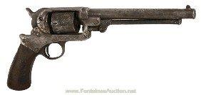 STARR ARMS CO. SA 1863 ARMY REVOLVER