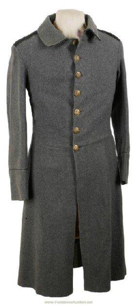 U S New York Regiment Militia Frock Coat - C 1860