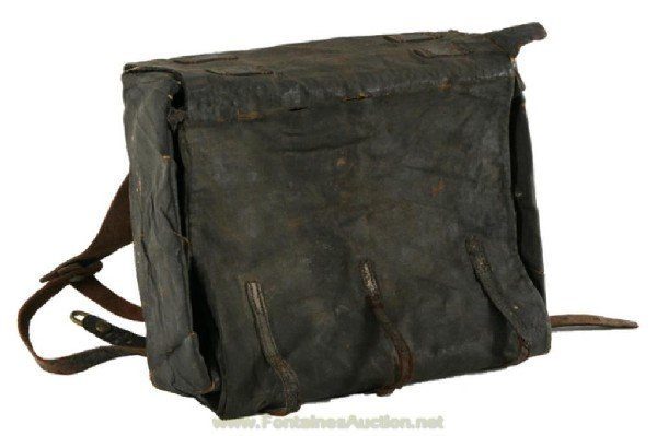 121: NEW YORK HARD PACK GILCLOTH