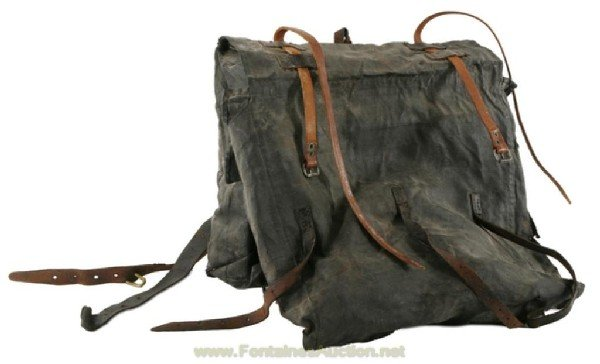 122: NEW YORK HARD PACK GILCLOTH