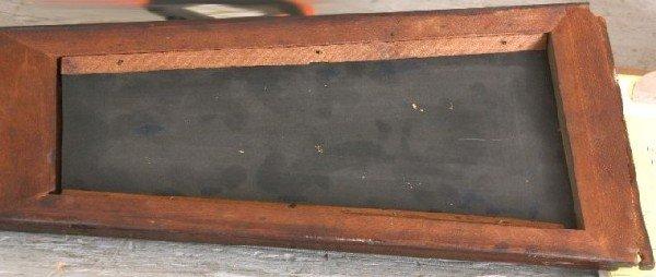 506: E. Howard #5 Banjo Clock Movement & face signed E. - 8