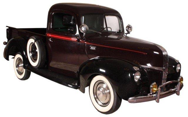 213: Ford 1941 Model Pickup Truck