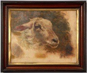 12: George Butler O/C Sheep's Head