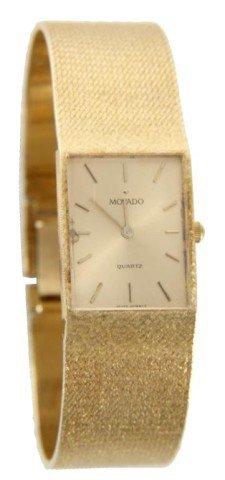 34: Movado 14K Gold Men's Watch