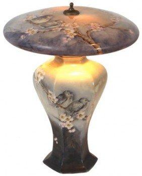 Belleek Lenox Blossom Table Lamp