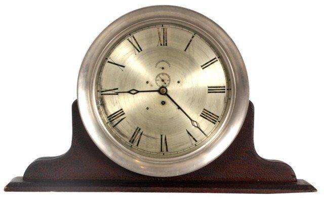 164: E. Howard #11 Ship's Clock