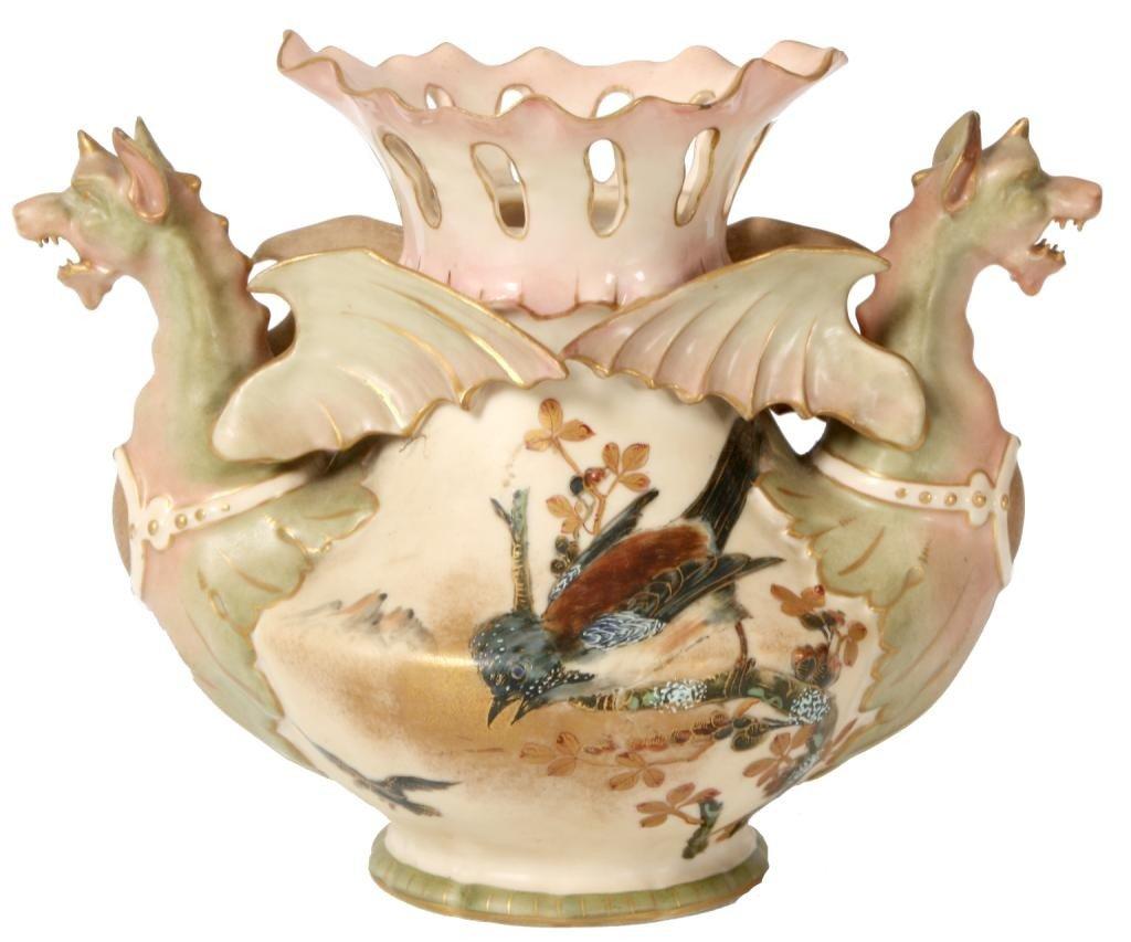 101: Alfred Stellmacher Tepltz Vase