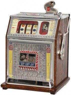Watling 5 Cent Twin Jackpot Slot Machine