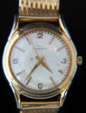 Paul Breguette Automatic Watch