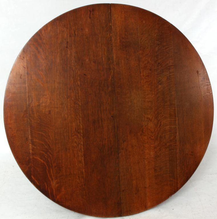 211: Gustav Stickley No. 632 Dining Table - 5