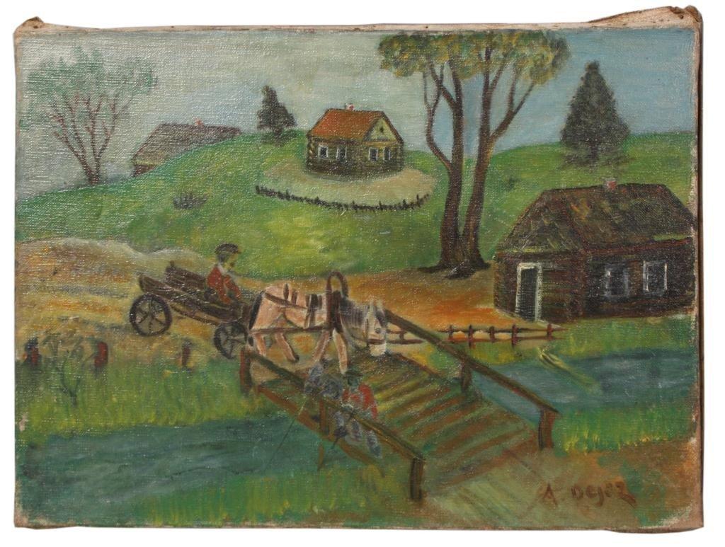 142: Aron Dejez O/C FarmsScene