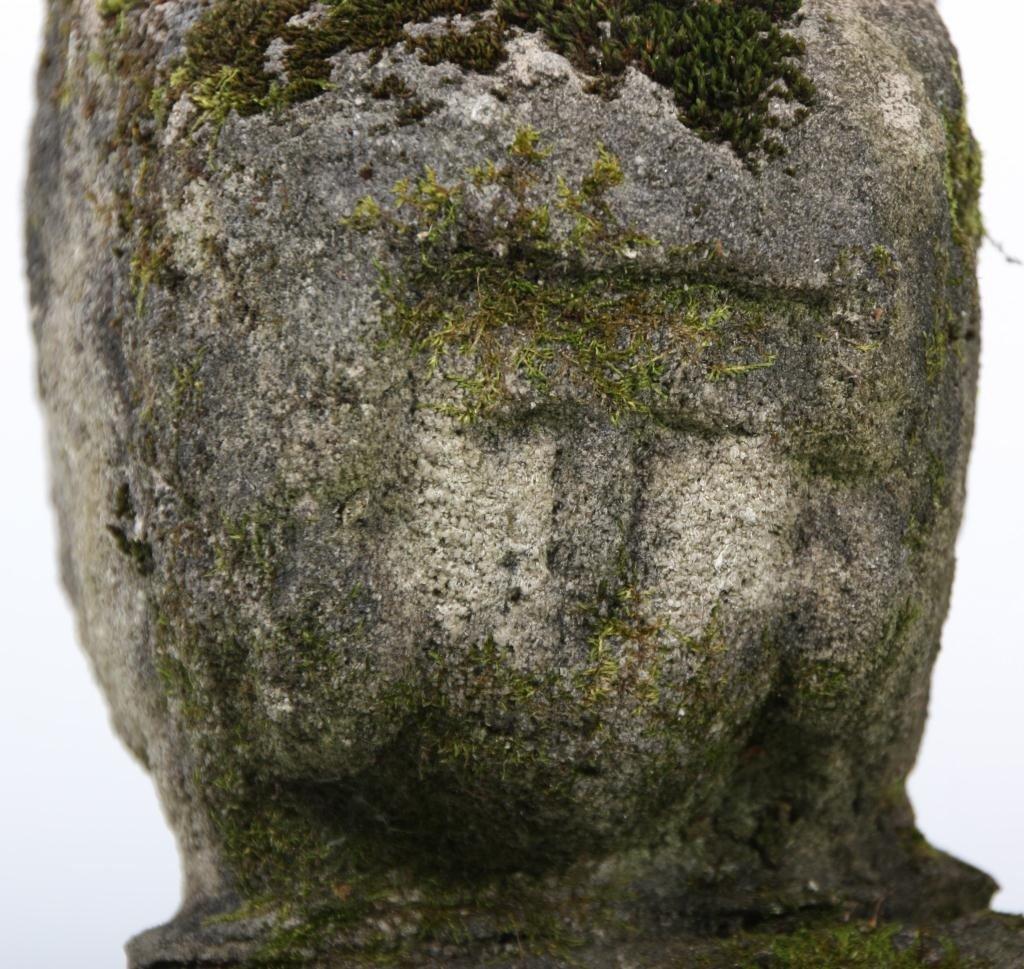 235: William Edmondson Double Sculpture - 7