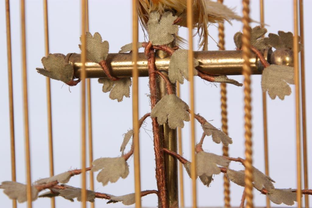 14: French Singing Birdcage Automaton - 6
