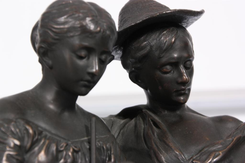 172: Bronze Farmers After C. Desmeure - 6