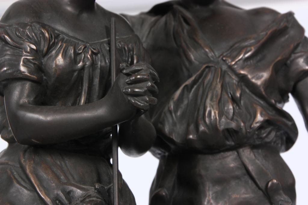 172: Bronze Farmers After C. Desmeure - 7