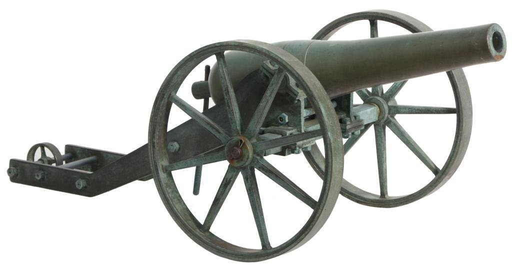 397: Small Size Bronze Cannon