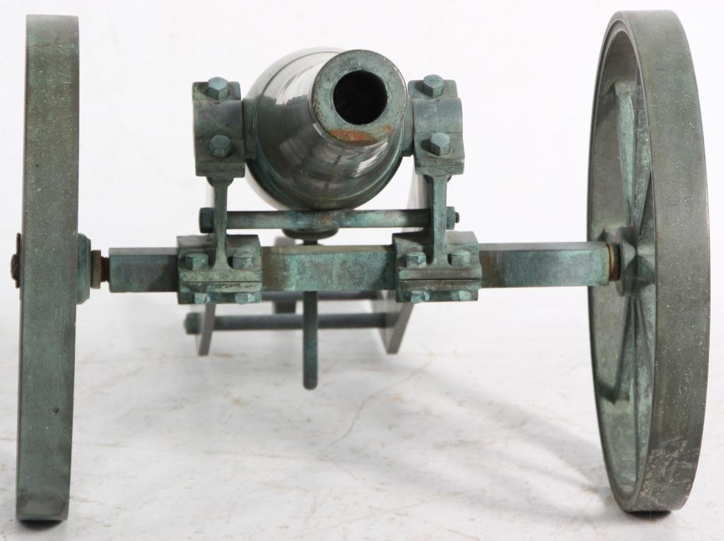 397: Small Size Bronze Cannon - 2