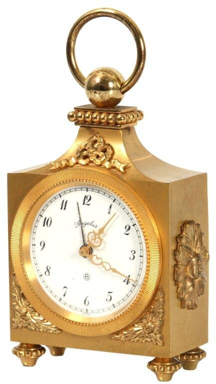 9: Angelus Dore Travel Alarm Clock