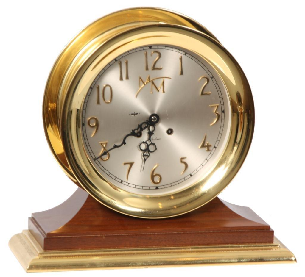 11: Chelsea Mantle Clock