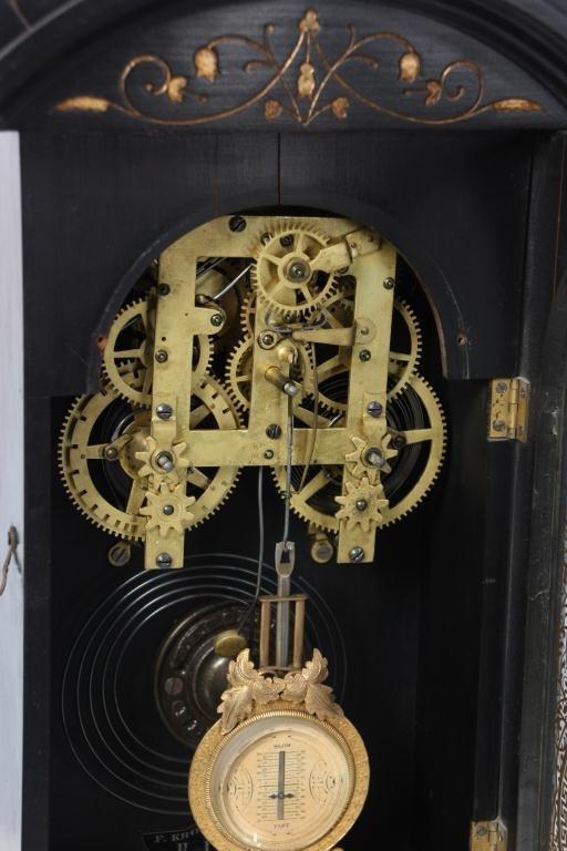 21: Kroeber Jamestown Mantle Clock - 10