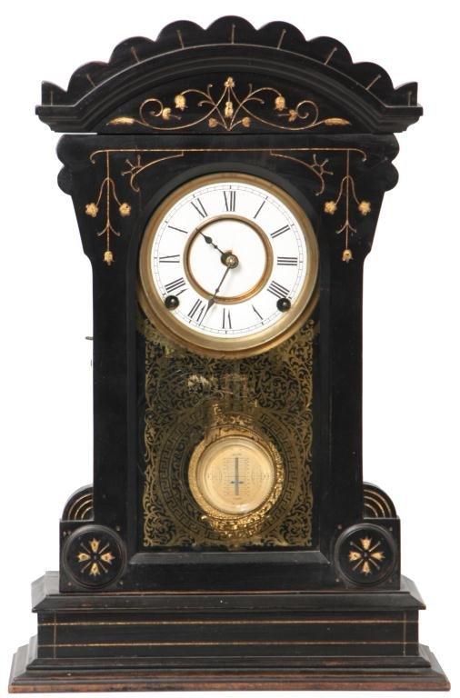 21: Kroeber Jamestown Mantle Clock