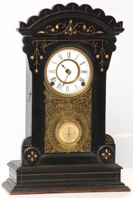 21: Kroeber Jamestown Mantle Clock - 2
