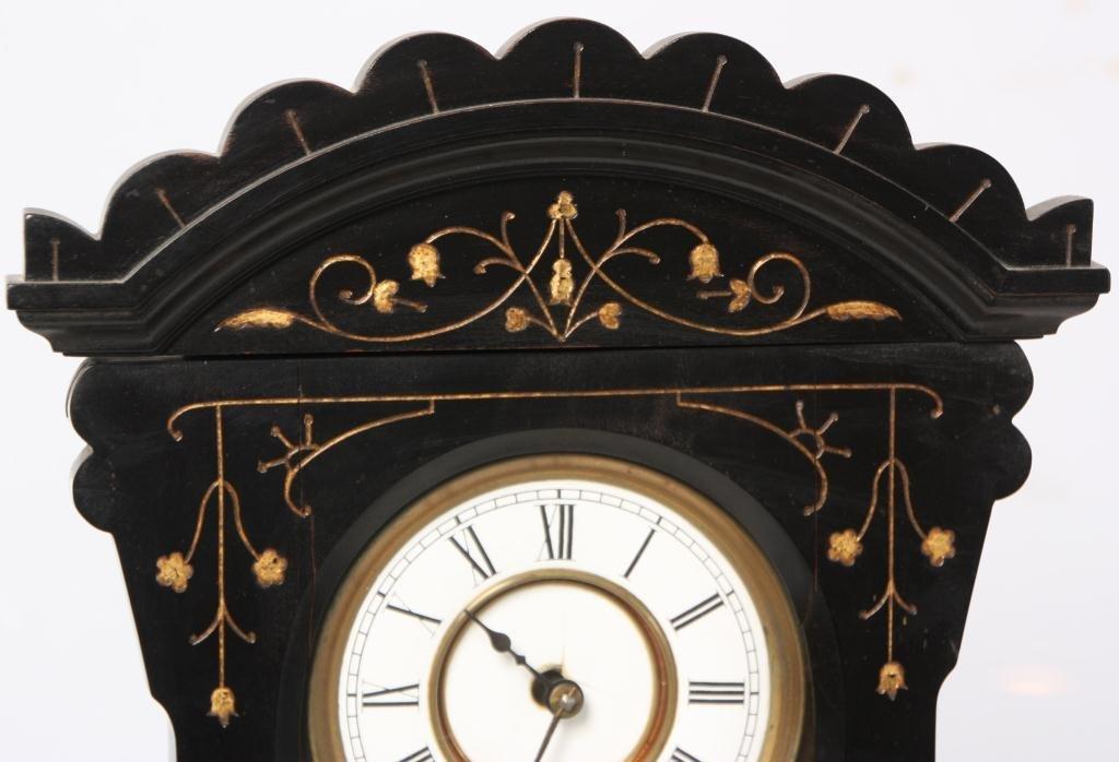 21: Kroeber Jamestown Mantle Clock - 4