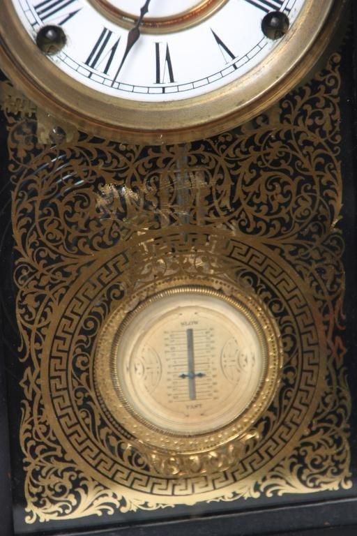21: Kroeber Jamestown Mantle Clock - 5