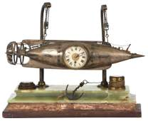 105: French Industrial Torpedo Clock