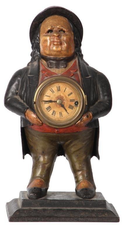 143: John Bull Blinking Eye Clock