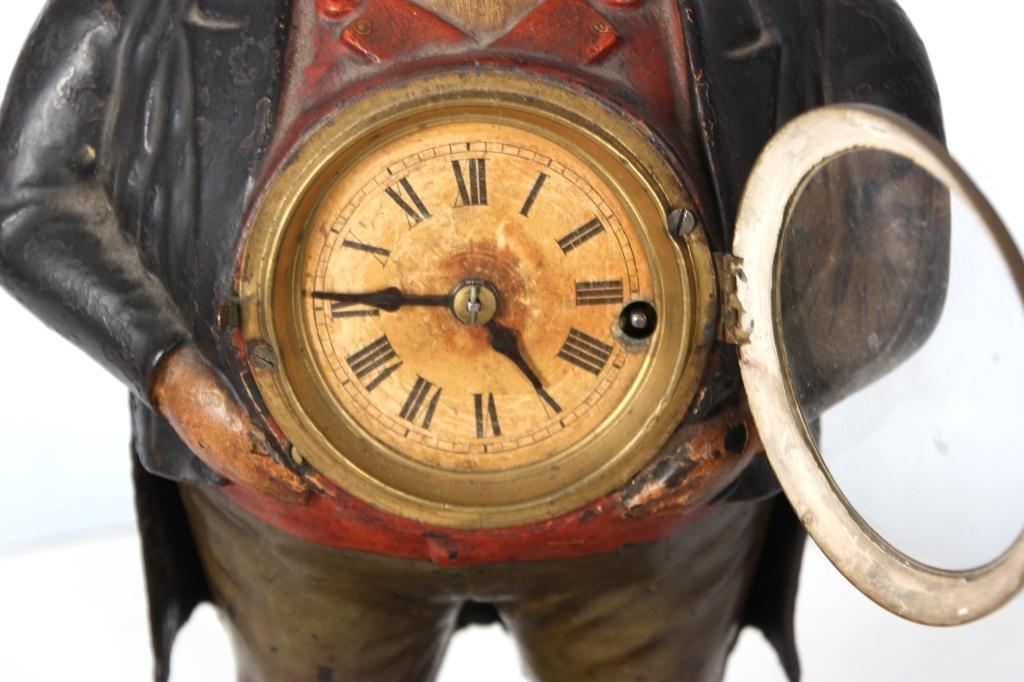143: John Bull Blinking Eye Clock - 4