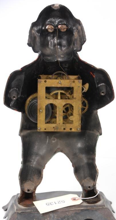 143: John Bull Blinking Eye Clock - 7