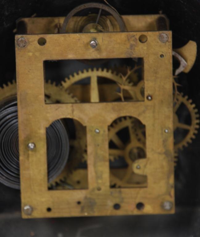 143: John Bull Blinking Eye Clock - 9