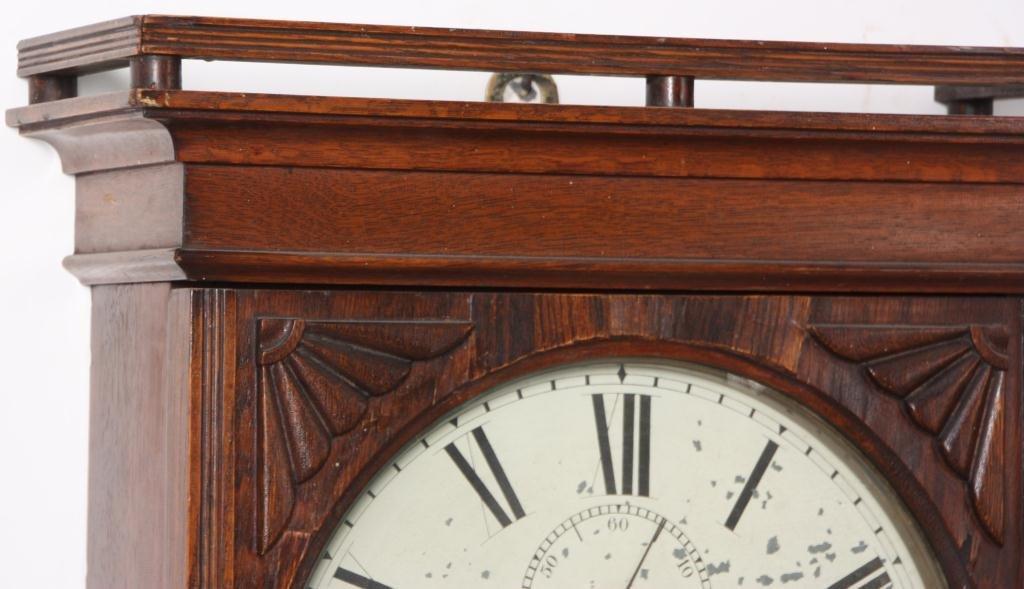 159: Seth Thomas 14 in. Lobby Clock - 3