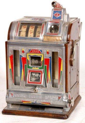 10 Cent Jennings 1932 Slot Machine