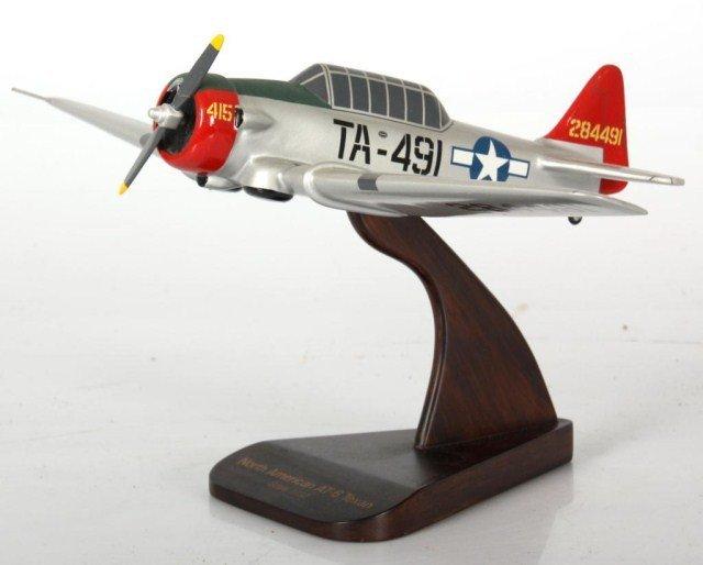 North American AT-6 Texan Plane