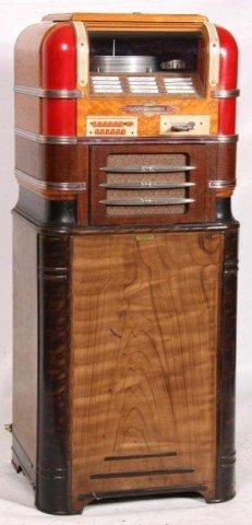5 Cent Wurlitzer Juke Box